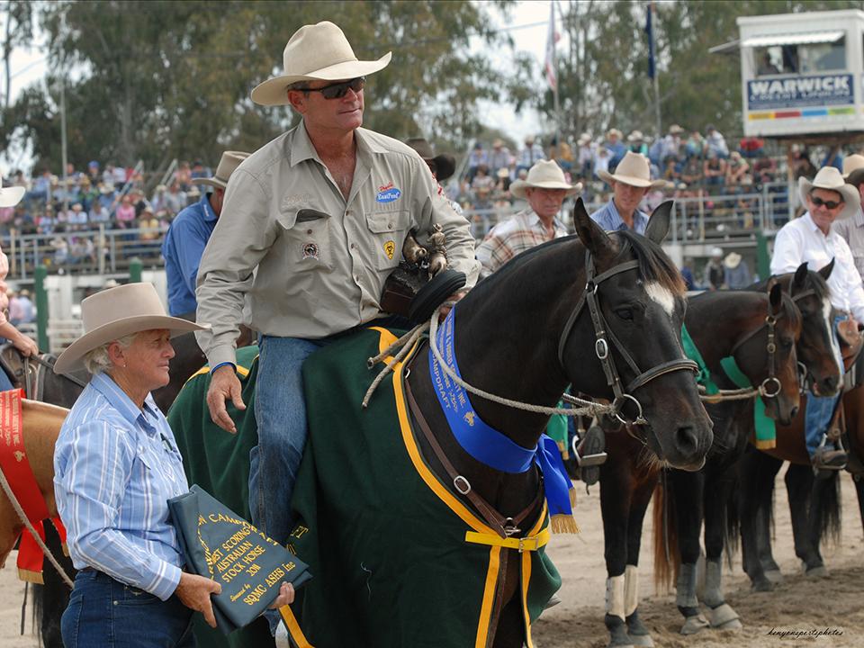 Marnie Warwick stallions presentation 2011 WK1_0437